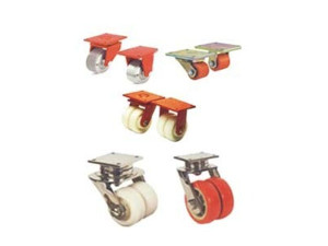 Fabricated Heavy Duty Casters1