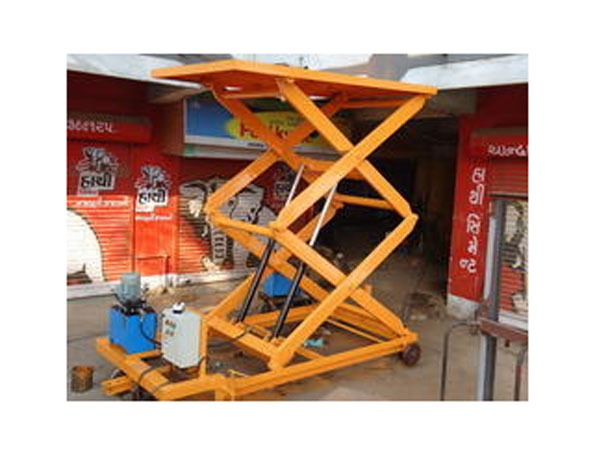 Portable Scissor Lift Table1