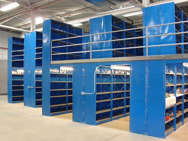 Two Tier Racking System1